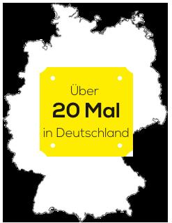Intro Bodenzentrum Deutschland Karte