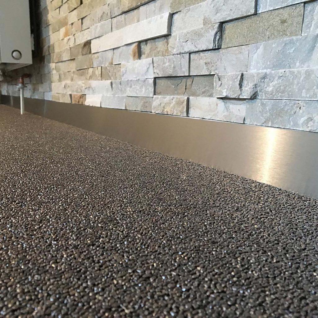 Boden Marmorsteinteppich
