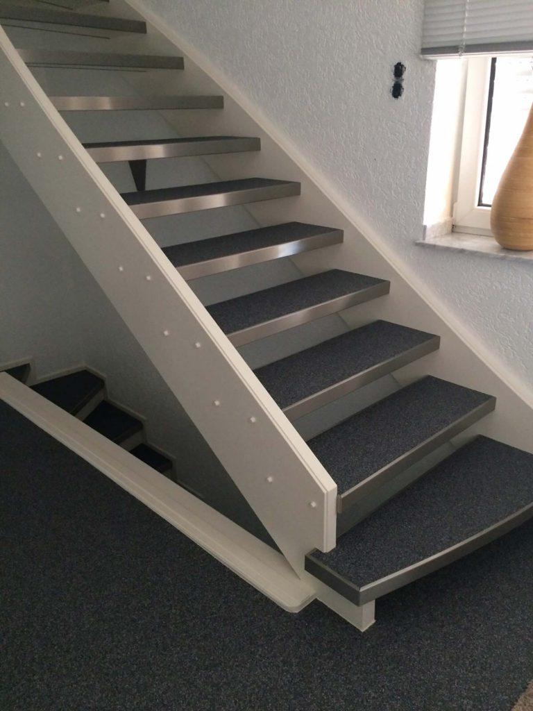 Treppen schnell und einfach renovieren