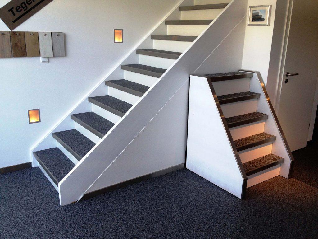 Treppen schnell und einfach