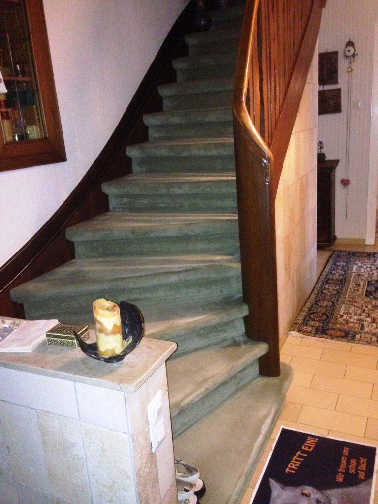 Treppen Nachher