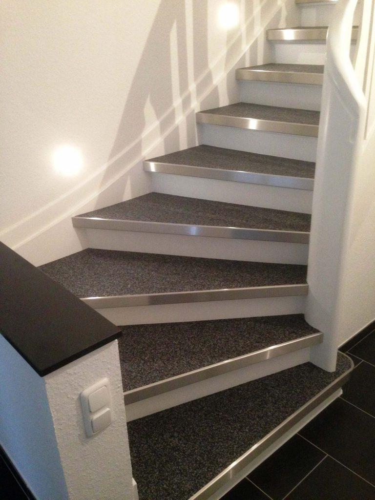 Treppen Vorher