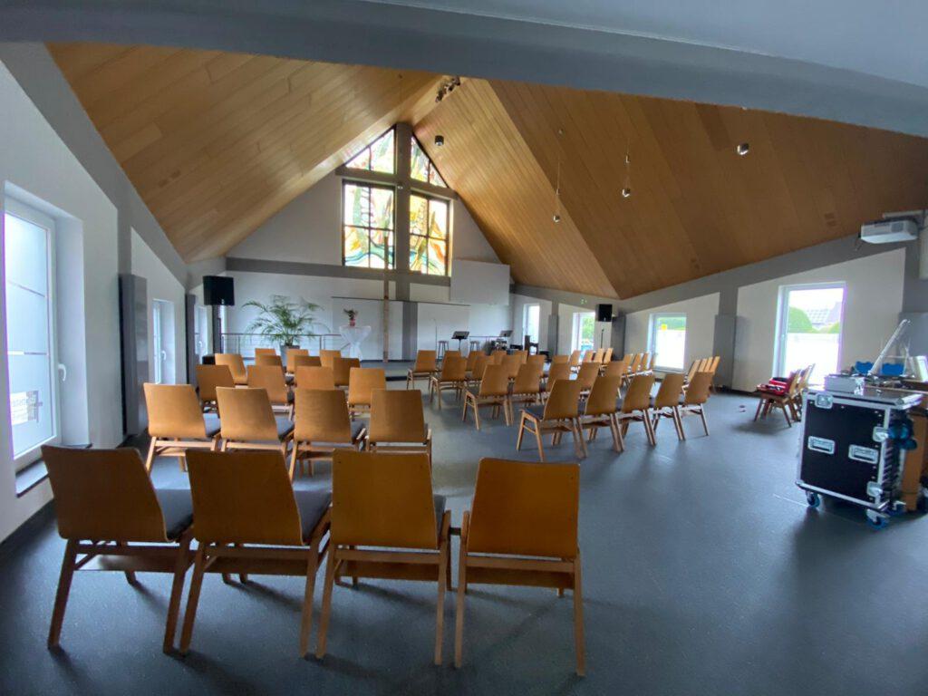 Kirche Brüggen