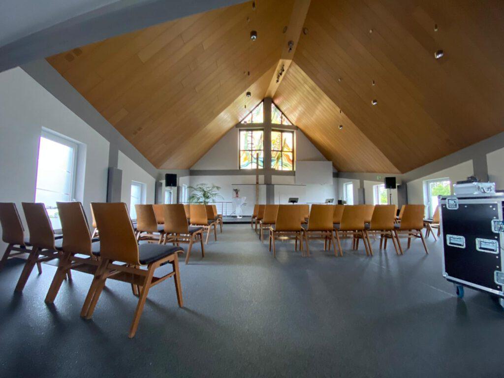 Kirche der evangelisch freikirchlichen Gemeinde