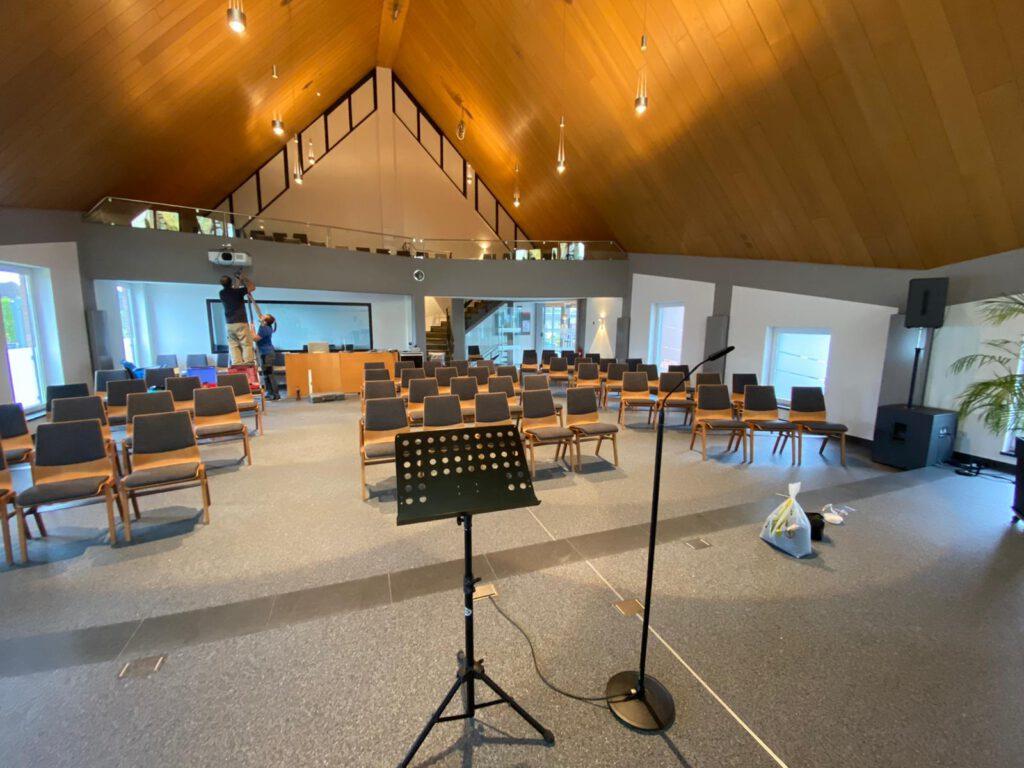"""Projekt """"Kirche in Brüggen"""""""