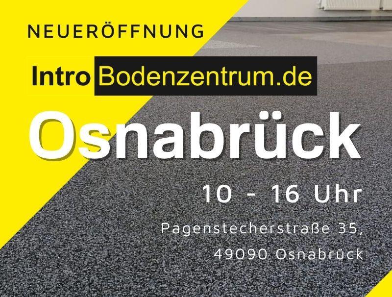 Neues Intro Bodenzentrum für Osnabrück