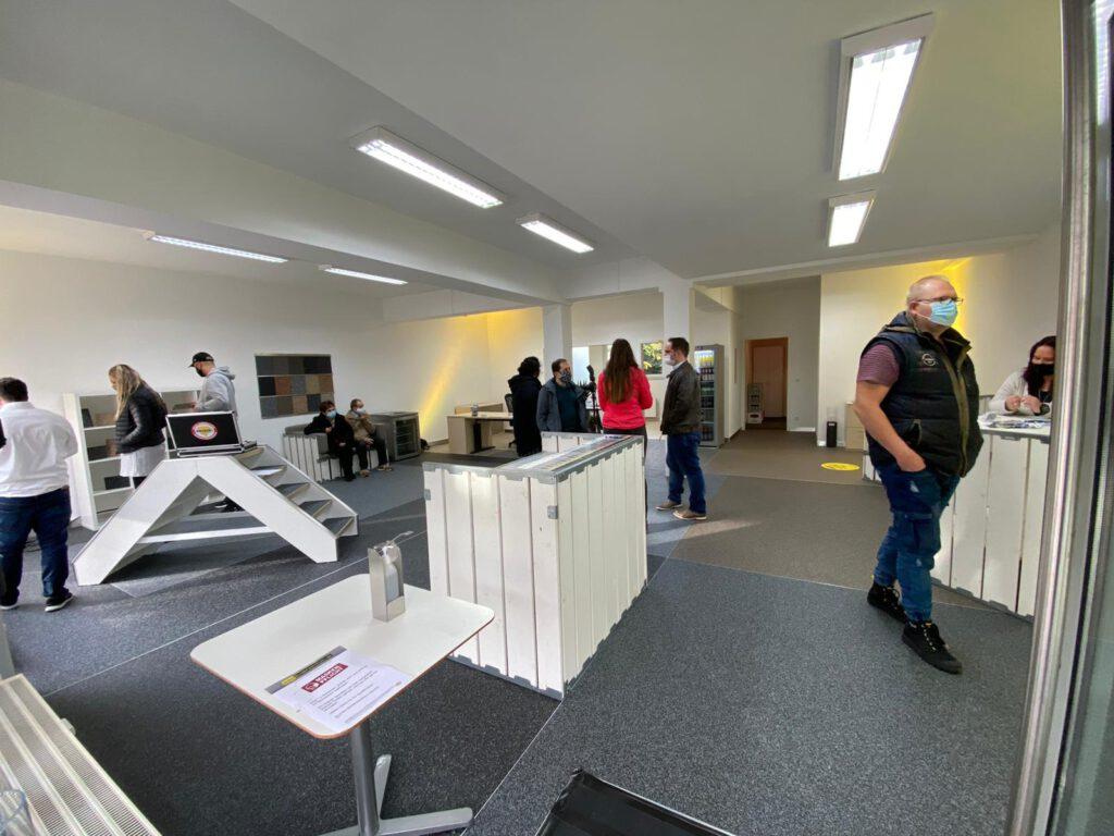 Intro Bodenzentrum Neueroffnung Koln